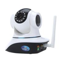 ip camera network camera - Vstarcam T6835WIP PnP P2P CCTV IP Network Camera Wireless Wi Fi Pan Tilt IR Cut Two Way Audio Micro SD Card Slot Plug Play S202