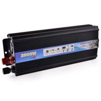 24v dc to 24v dc adapter - 432065 chenbyi HOT A1 W Car Vehicle USB DC V to AC V Power Inverter Adapter Converter Black