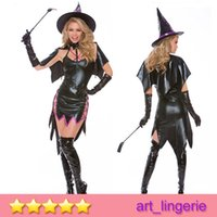 Wholesale Halloween Role Costumes Demon Costume Cosplay Witch Outfit Uniform Party Costumes Cosplay Costume for Women EU839