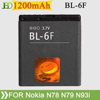 Cheap yes BL6F Battery for Nokia Best Li-ion For Nokia N78 Battery