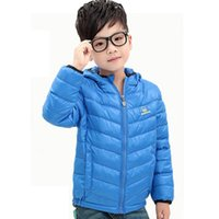 Down Coat baby hours - High quality Girls Boys children s Baby down coat Jackets outerwear thickening hours to send