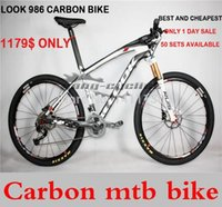 Wholesale 2015 Model Cheap Look mountain bike er MTB bike carbon bicycle complete bikes er er mtb bicicleta carbon bicycle mtb