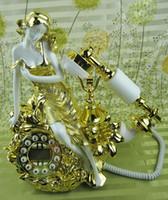 Wholesale Mermaid princess fashion antique vintage modern telephone belle fashion