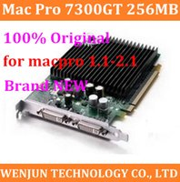 Wholesale High Quality for Mac Pro nVidia GeForce GT MB MacPro Video Card st gen video card have gt order lt no track