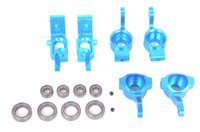 Wholesale 02013 Upgrade Parts Bearings For HSP RC Model Car Blue Upgrade package