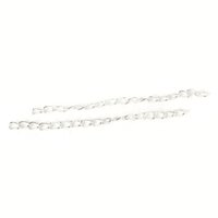 Wholesale mm set Alloy Extended Extension Chain for necklace bracelet DIY jewelry findings DH FLB023 RH