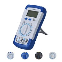 Wholesale Kimisohand LCD Digital Multimeter Ammeter Voltmeter Ohmmeter Current Tester High quality