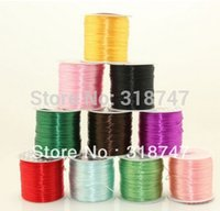 assorted elastic cord - rolls M Strong Stretchy Elastic String Assorted Crystal Beading Cord Line
