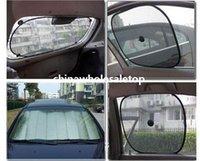 Wholesale CAR Windscreen SUN Shade Heat Reflective Windshield Visor Front Window UV Block piece set