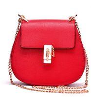 Wholesale 2016 HOT SELL Retro Messenger Bags Casual Fashion Women Soft Leather Handbags Vintage Shoulder Bag
