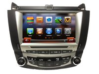 honda accord - Free map Free rear view camera quot Car DVD Player For Honda Accord Auto Stereo GPS Bluetooth TV Radio