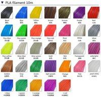 Cheap PLA ABS1.75mm1kg plastic Rubber Consumab Best 3D DOODLE PEN