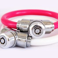 Wholesale H302 outdoor bicycle horseshoe wire in the lock ring lock cycling accessories
