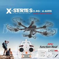 add record - Upgrade FPV drone MJX X600 G Axis RTF RC Quadcopter Drone Can Add C4005 Camera with one key return button
