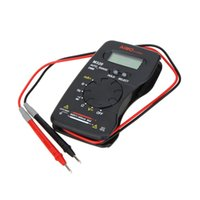 auto electrical testers - Pocket Size Handheld LCD Digital Multimeter DMM Frequency Capacitance Testers Measurement Data Hold Auto Range AIMO M320 DHL E0549