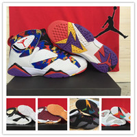 Wholesale Nike dan VII Retro Basketball Shoes Nothing But Net Sweater Basketball Boots Womens Mens Athletics Cheap Sports Hare Shoes