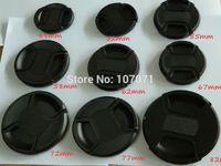 Wholesale Len Caps Camera lens cap lens for nikon canon mm mm mm mm mm mm mm mm mm