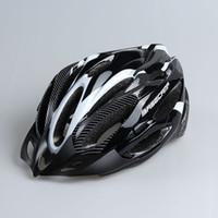 bicycle helmet foam - Strong Defense Mountain Road Bike Bicycle Helmet Colors Adjustable Well Ventilated Ultralight EPS Foam Helmet