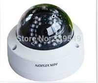 Wholesale Fedex Megapixel DS CD3132 I HIKVISION Mp HD ONVIF Mini POE Outdoor IP66 Waterproof Dome IR Network Security IP Camera