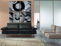art work oil paintings - Adornment picture Handmade works of art More than a Mosaic Abstract painting Household items