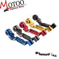 brake fluid - Motoo RIZOMA universal motorcycle brake pump fluid tank bracket For honda yamaha ducati Suzuki