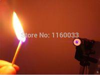 Wholesale lowest price mw nm high powered focusable violet blue laser pointer UV Purple laser torch Burn Matches Light Ciga