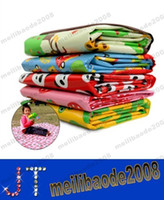 games for beach - Children s Game Blanket Baby Crawling Beach Cushion Picnic MATS for Outdoor Outing baby Beach mats MYY14706