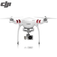 100% Original Dji Phantom 3 Standard Haute Qualité Hélicoptère FPV Caméra Drone RC avec 2.7K caméra HD et 3-Axis Gimbal
