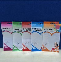 beats audio headphones - DHL Retail Package Bag Boxes For Earphone Music Headphone Beats tour Monster iphone plus ipod Cable Audio Samsung Sony Packing