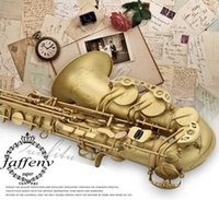 Wholesale DHL OR EMS Hongkong s high end brand faffenv Bronze Alto Sax models are FA FF8803