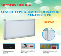 Wholesale Medical X ray illuminator Single union MST P cm thickness switch on off x ray film viewer box x ray negatoscope