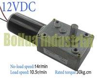 Wholesale Best Excellent V rpm Worm gear motors DC motors long tail shaft Dual output shaft robot competition