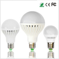Wholesale Ultra Bright Quality LED Lights AC V V W W W W W Bulb E27 B22 E14 LED Bulb Light Globe Lamp Energy Saving Lighting