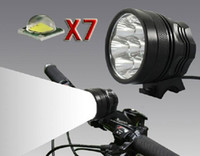 Wholesale 9000Lm x CREE XML T6 L2 LED Lamp Bike Light Battery Pack Headband