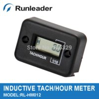 aircraft gauge - Runleader Digital Motorcycle Tachometer Moto Monitor Log Splitter Tractor Aircraft Jet tractor crafts tractor spare