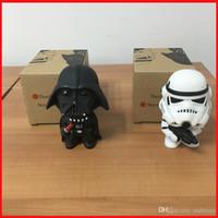 abs doll - 10 cm Star Wars Dolls Cartoon Darth Vader Black Knight Storm trooper Decoration Toy Action Figures Plush Toys Dolls kids child gift