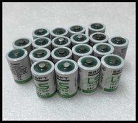 Wholesale 20pcs New original Saft LS14250 AA V PLC industrial automation equipment CNC machine lithium battery