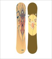 Wholesale 2015 hot sale new technical all moutain rocker camber snowboards for adult