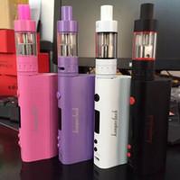 Wholesale 1PCS Kanger Subox Nano Starter Kit with ML Subtank Nano Atomizer W Kbox nano VS kbox mini subox mini starter kit colors