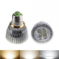 Wholesale sample order a LED lamp Dimmable Led bulb par38 par30 par20 V W W W W W W E27 par LED Lighting