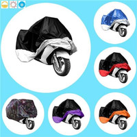 Wholesale Cheap Breathable Motorcycle Cover Waterproof Soft UV Resistant Motorcycle Scooter Covers Polyster Taffeta Material Hot Sale