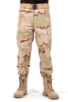 Wholesale Colors Fashion Designer Mens Military Camouflage Cargo Pants Army Outdoor Men s Overalls Tactical Trousers for Men