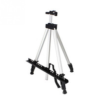 aluminium exhibition stands - Aluminium Alloy Folding Artist Painting Easel Display Stand Art Sketch Exhibition Adjustable Tripod