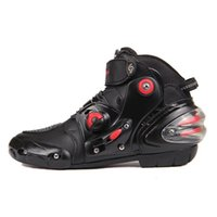 Wholesale Lightweight breathable motorcycle road racing shoes fashion shoes boots Genuine PRO BIKER Motorcycle Riding Off Road Boots