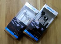 bass phone number - Brand Senmai SM E1010 In ear HIFI Earphone Super Bass Stereo Headset for iPhone Samsung MP3 PC Cell Phone Tracking Number