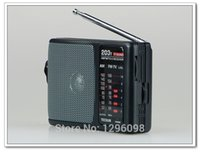 Wholesale Home Audio Video Equipments Radio TECSUN R T FM MW TV Sound Radio Receiver radio
