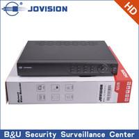 Wholesale Jovision New Intelligence Security CH NVR IP Camera Surveillance P P P HD Recorder CloudSee P2P ONVIF HDMI E SATA USB Black