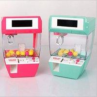 alarms holiday - Lazy Alarm Clock New Mini Catcher Alarm Clock Creative Toys Mini Clip Doll Machine Alarm Holiday Gifts