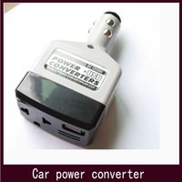 Cheap No USB Charger Best Yes  DC 12V to AC 220V Inverter