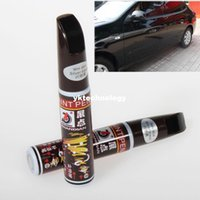 Wholesale New Hot Sale ml Sliver Black Professional Car Paint care Repair Pens Waterproof Clear Car Scratch Remover Painting Remover Pen